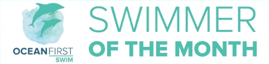 April Swimmer of the Month