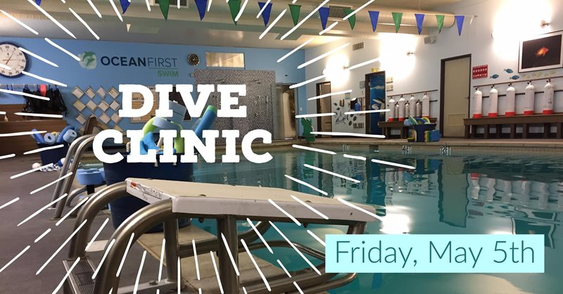 Ocean First Swim Dive Clinic