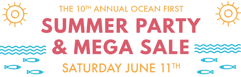 2016 Summer Party & Sale