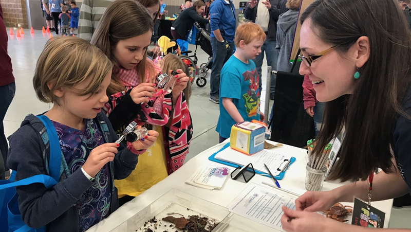 Ocean First Institute at Rocky Mountain STEAM Fest