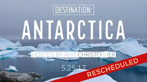 May Social - Destination: Antarctica