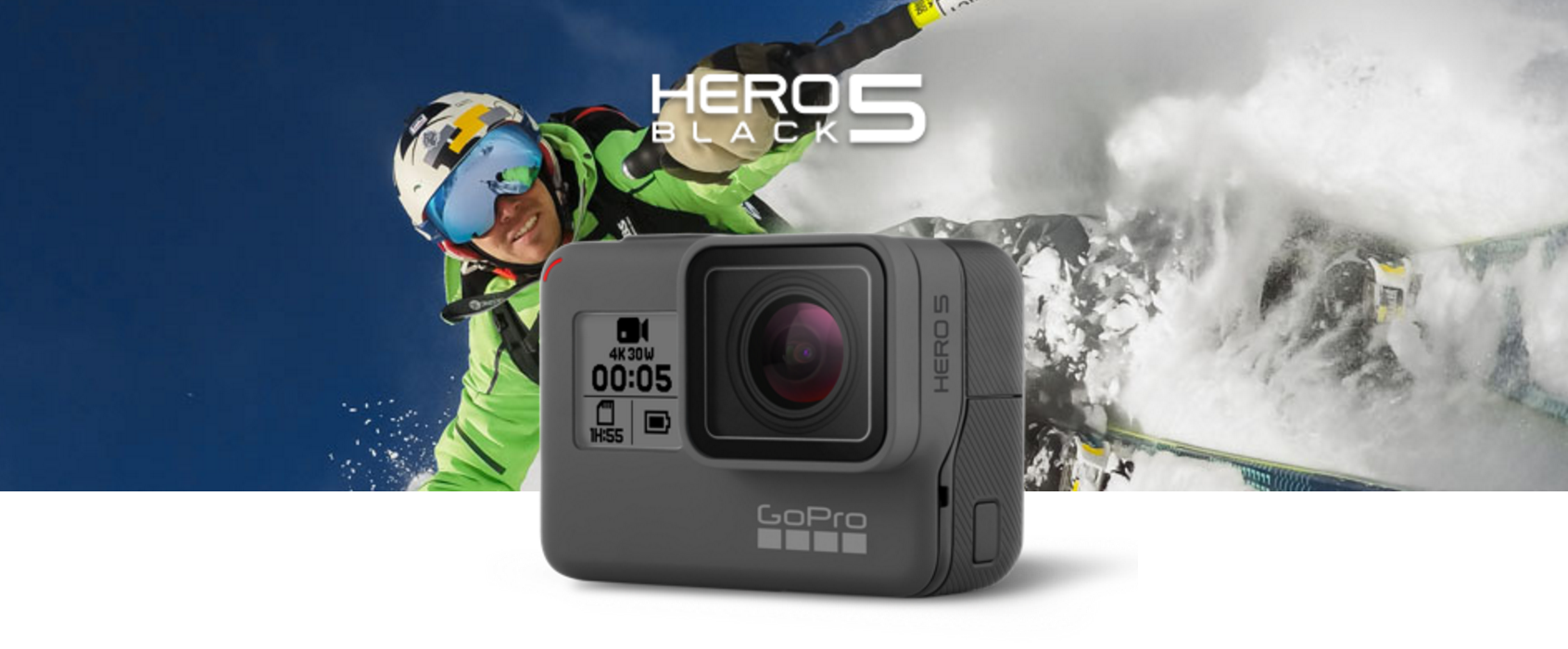 Introducing the new GoPro HERO5
