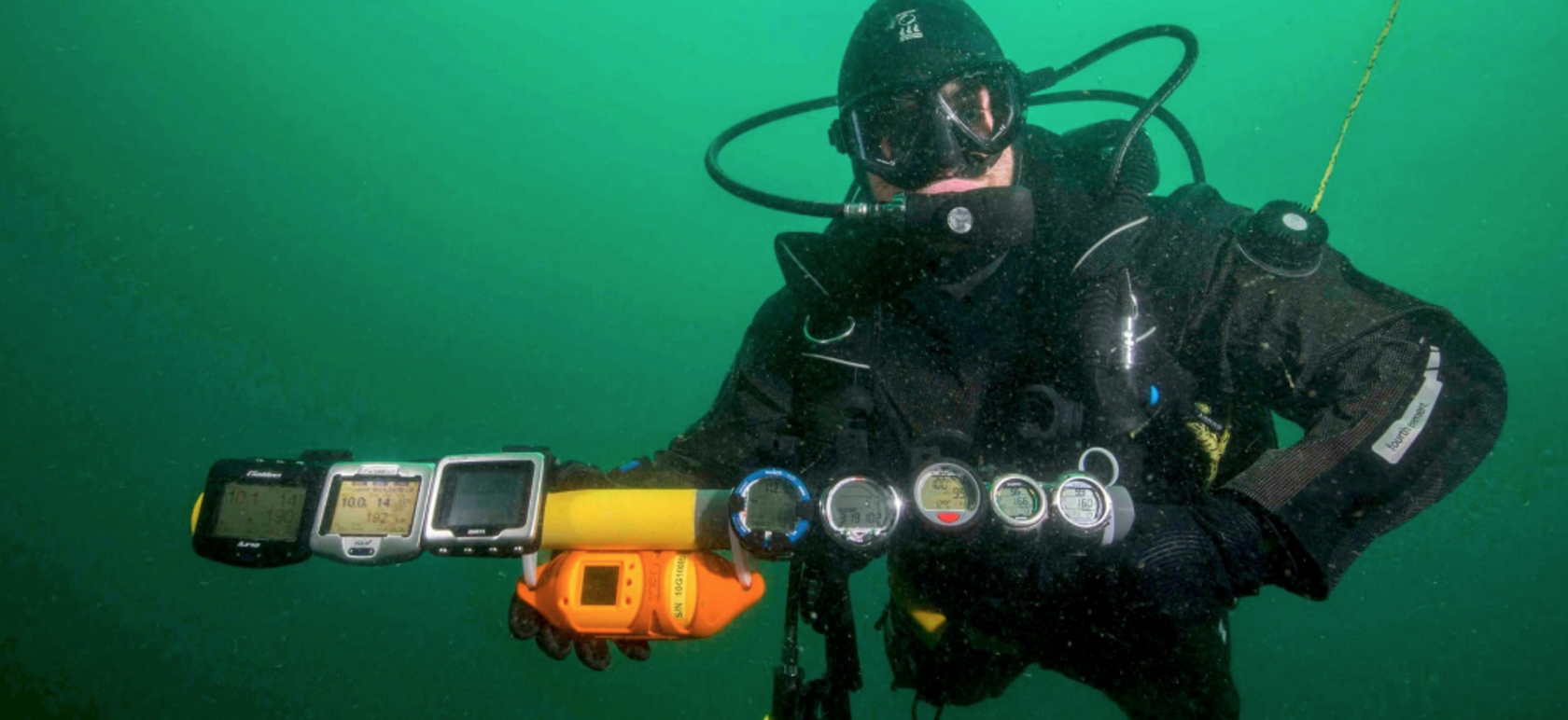4 Reasons You Should Own a Dive Computer