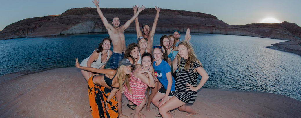 Staff Retreat to Lake Powell