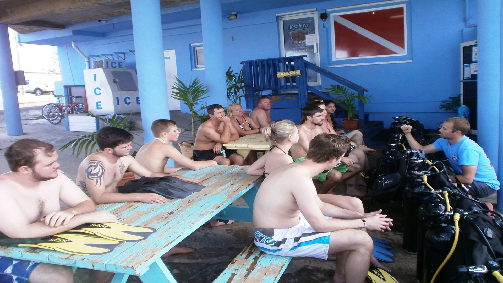 Becoming a Caribbean Dive Instructor