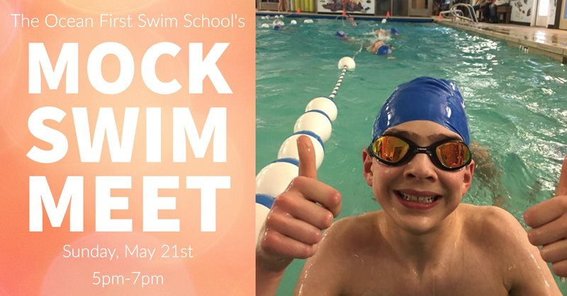 Spring Mock Swim Meet