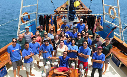 Ocean First in Komodo 2015